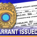 Arrest Warrant Issued In Orange County